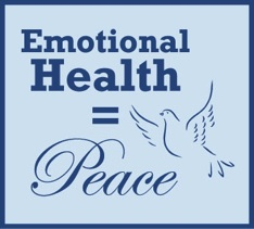 Emotional Health Peace Logo